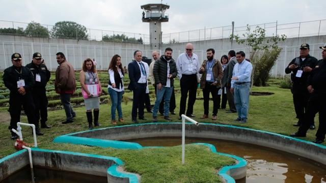 Séptima Certificación Internacional para el Sistema Penitenciario de la Ciudad de México