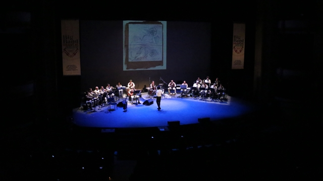 """Realiza Tour de Conciertos """"Big Band Oriente Palace"""" de Reclusorio Oriente"""
