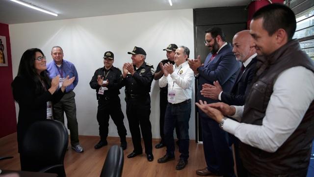 Llegan a seis los Centros Penitenciarios de la CDMX  que cuentan con certificación internacional de la Asociación de Correccionales Americana (ACA)
