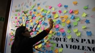 Inician 16 días de activismo contra la violencia de género en reclusorios de la CDMX