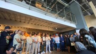 Personas privadas de la libertad del Reclusorio Norte montan exposición en el Centro Cultural Tlatelolco
