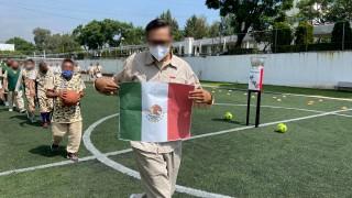 Celebran Olimpiadas en Reclusorios de la Ciudad de México