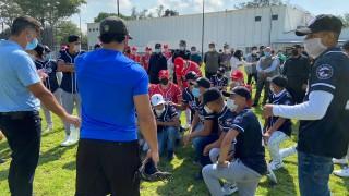 """Inicia en el Sistema Penitenciario de la Ciudad de México el programa deportivo """"Más Béis, Menos Violencia"""""""
