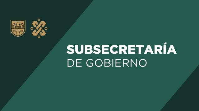 Subsecretaría de Gobierno